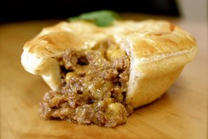 Mince (Ground Beef) & Cheese